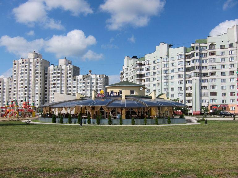 Славный город Гомель (Беларусь)