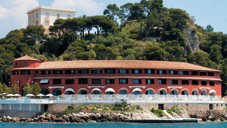 Отель Monte-Carlo Beach (Франция)