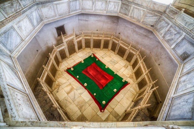 Биби-Ка-Макбара в Аурангабаде: второй Тадж-Махал (Индия)