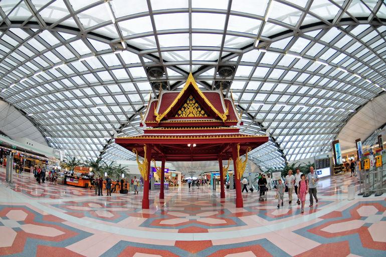 Аэропорт Суварнабхуми: советы туристам