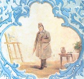 Наследие великого художника в Вавровом доме (Чехия)
