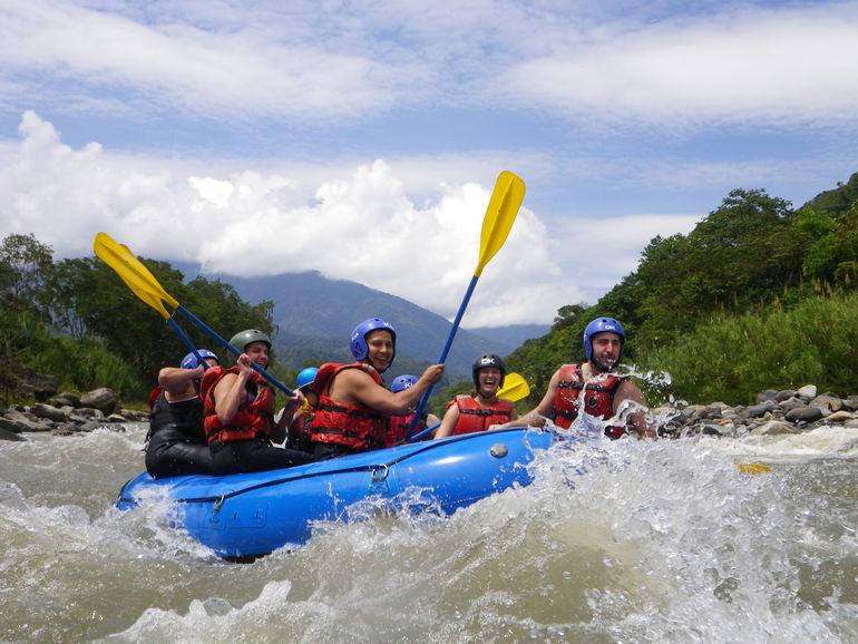 От «матраски» к рафтингу: сплав по реке Лемеза