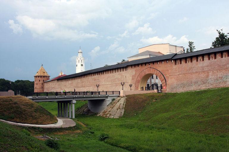 Господин Великий Новгород: ядро русской государственности