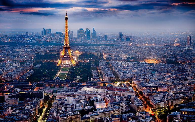 Увидеть Париж и полюбить