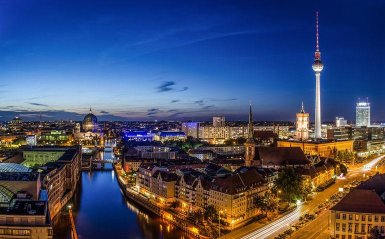 Достопримечательности Берлина (Германия)