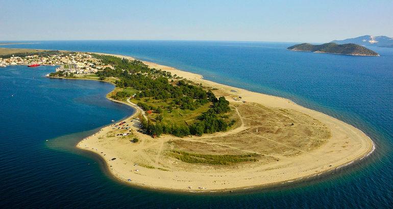 Керамоти: идеальное место для пляжного отдыха (Греция)