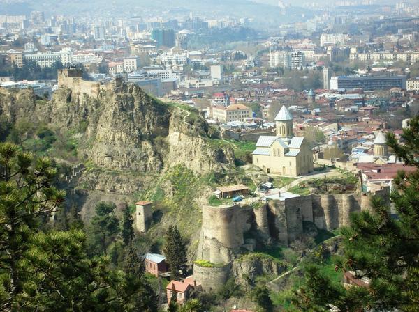 Грузия или Болгария: колорит или уют