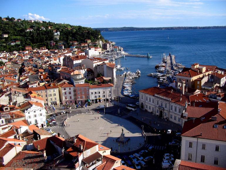 Копер: фольклорная столица Европы (Словения)