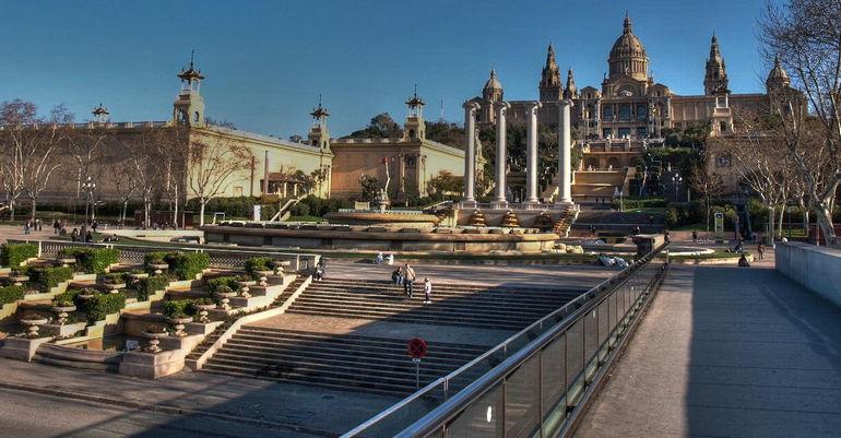 Национальный музей искусства Каталонии (Испания)