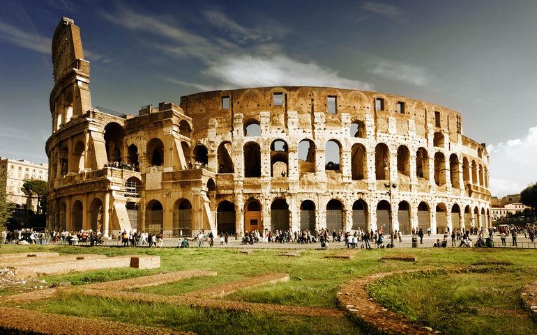 Путешествие по Риму: три главных достопримечательности