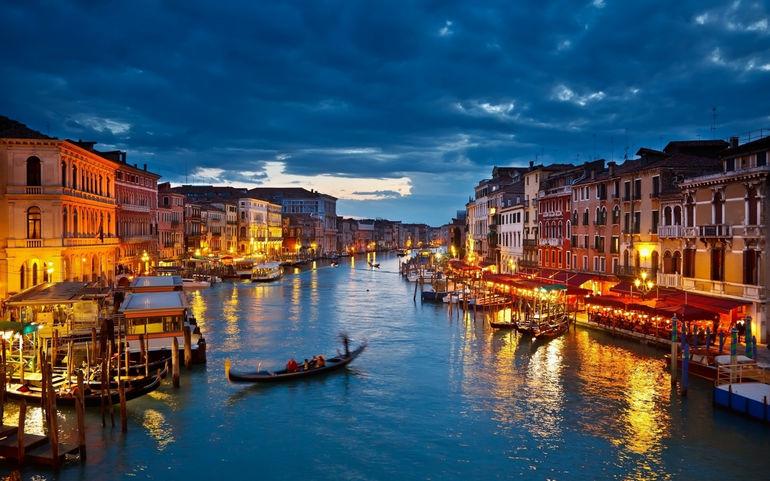 Венеция   мечта поэтов