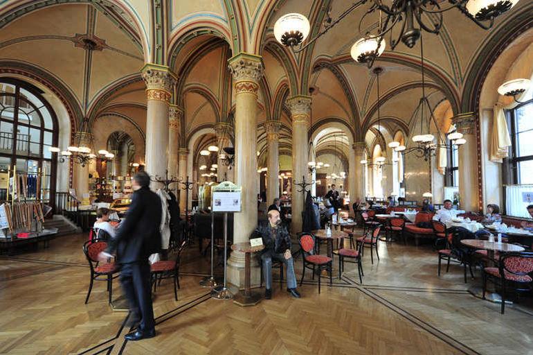 Несколько дней в Вене