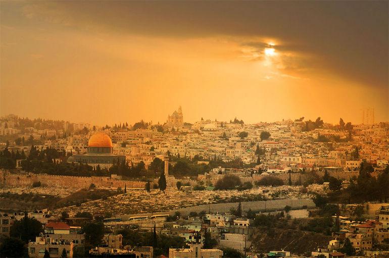 Израильские города