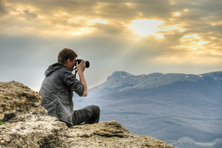 Фотоаппарат – незаменимая вещь для туриста