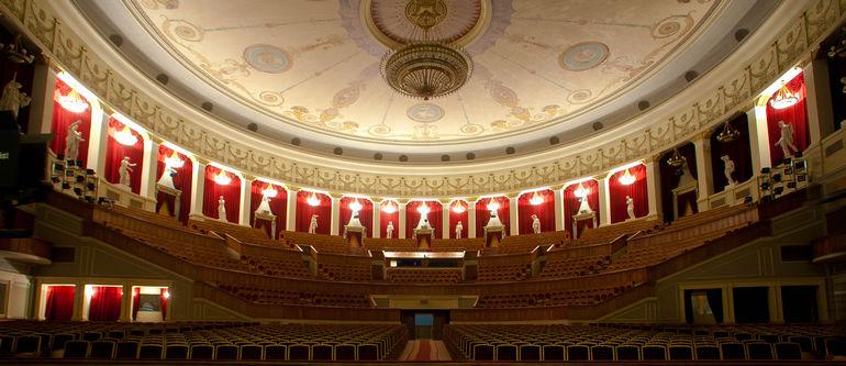 Новосибирский театр оперы и балета (Россия)