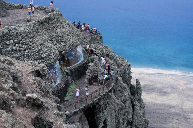 Фантастический остров Лансароте (Испания)