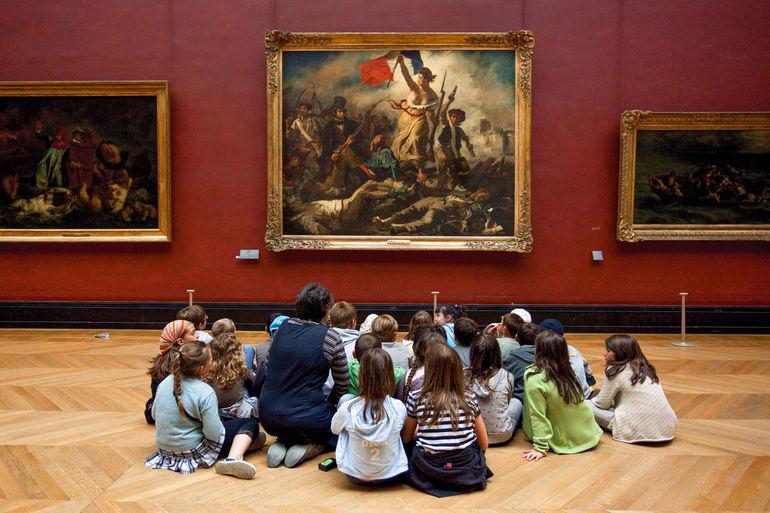 Увлекательные экскурсии в Лувре для юных туристов