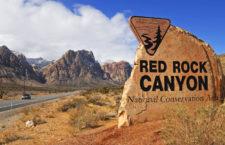 Ред-Рок-Каньон в Калифорнии (США)