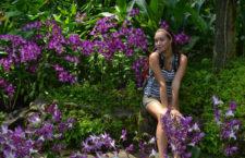 Ботанический сад и Парк Орхидей в Сингапуре