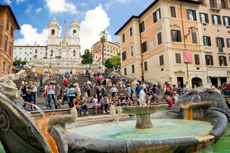 Особенности путешествия в Рим