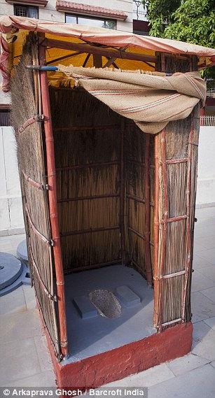 Международный музей туалетов в Дели (Индия)