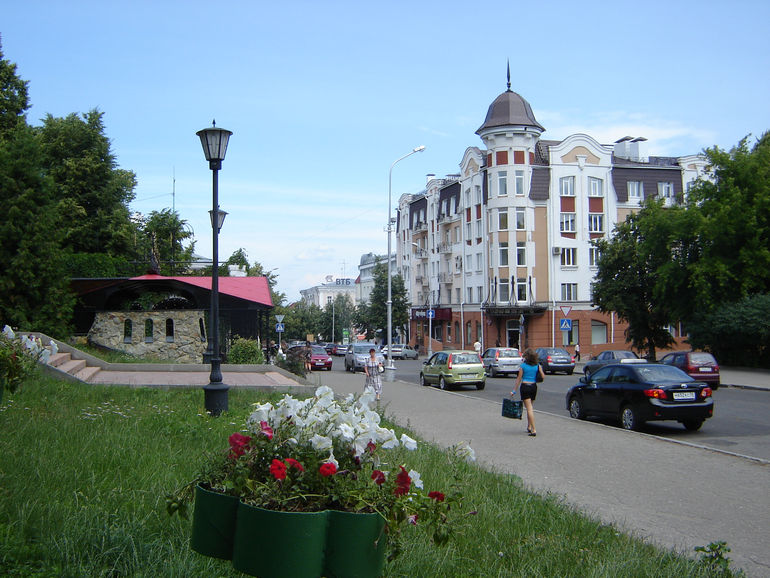 Туры по России   от Пензы до Питера