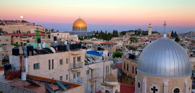 Почему стоит отдохнуть в Израиле?