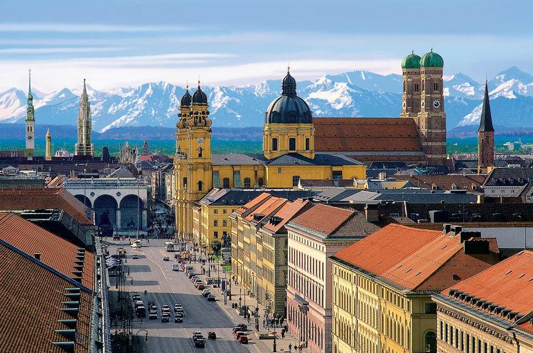 Истинный немец – Мюнхен