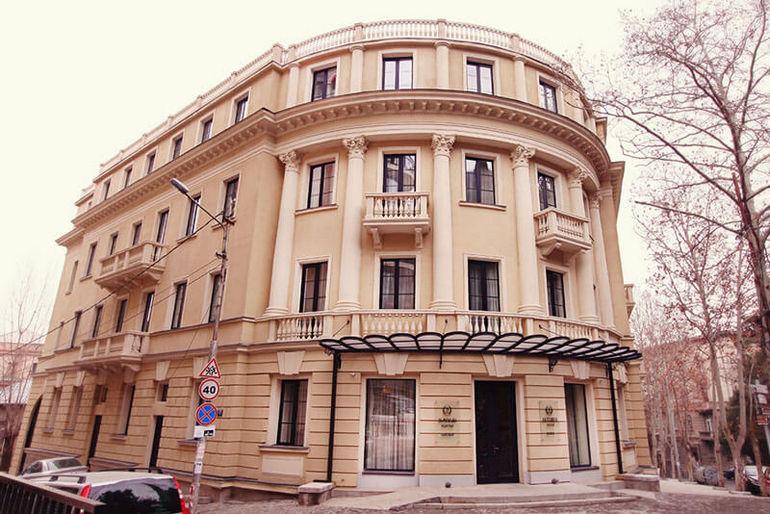 Гостиница Астория в Тбилиси (Грузия)
