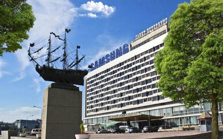 Гостиница Санкт Петербург в Санкт Петербурге