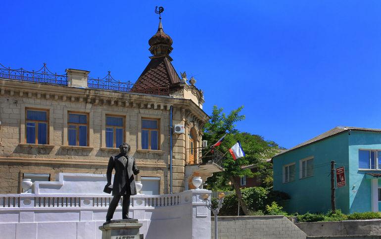 Бахчисарай: татарская столица Крыма
