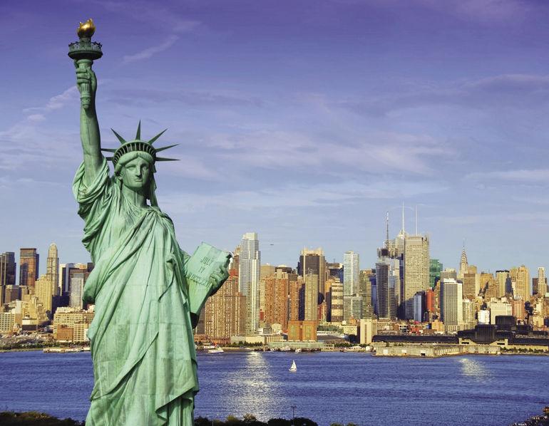 Туристические достопримечательности США