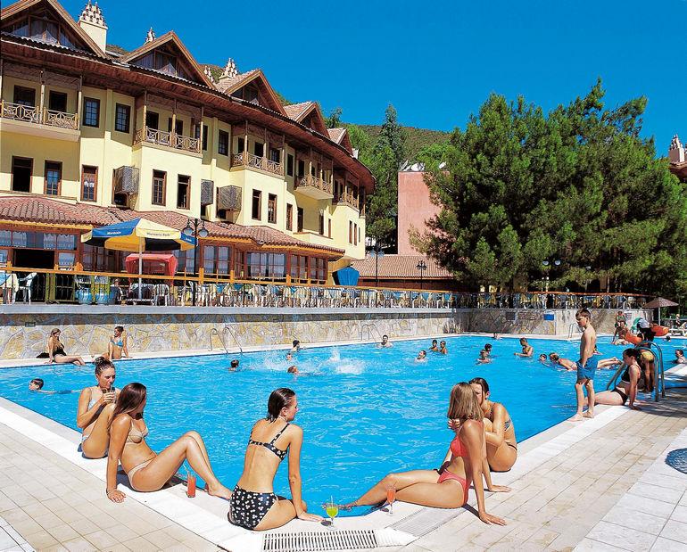 Курорт Мармарис в Турции