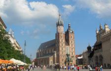 Мариацкий костел в Кракове (Польша)