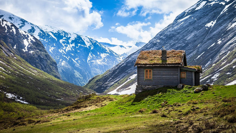 Норвегия: путешествие в северную страну