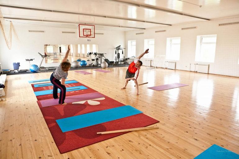 Санаторий «Ласточка» – место, где можно отдохнуть и поправить здоровье
