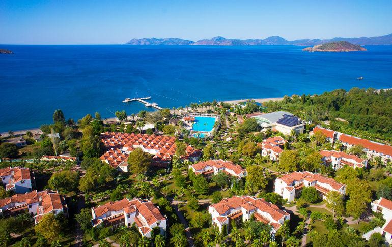 Купить отель в турции на берегу моря стоимость квартира в дубае в рублях