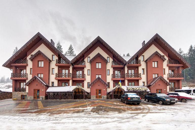 Отель Karpatski: зимний отдых в Буковеле