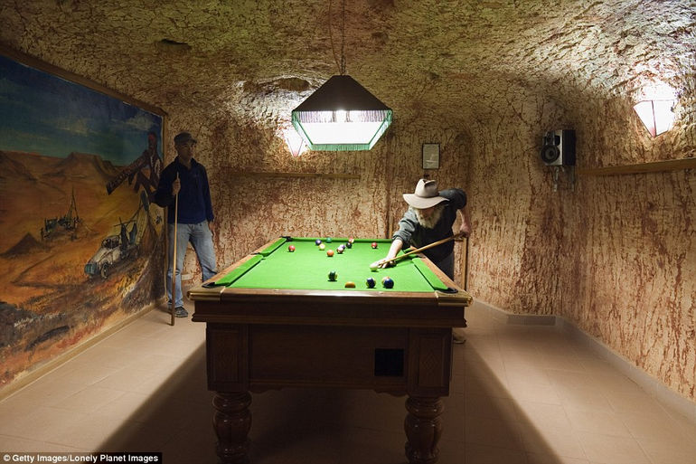 Кубер Педи: подземный город в Австралии