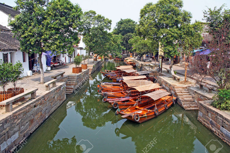 Тунли – китайская Венеция