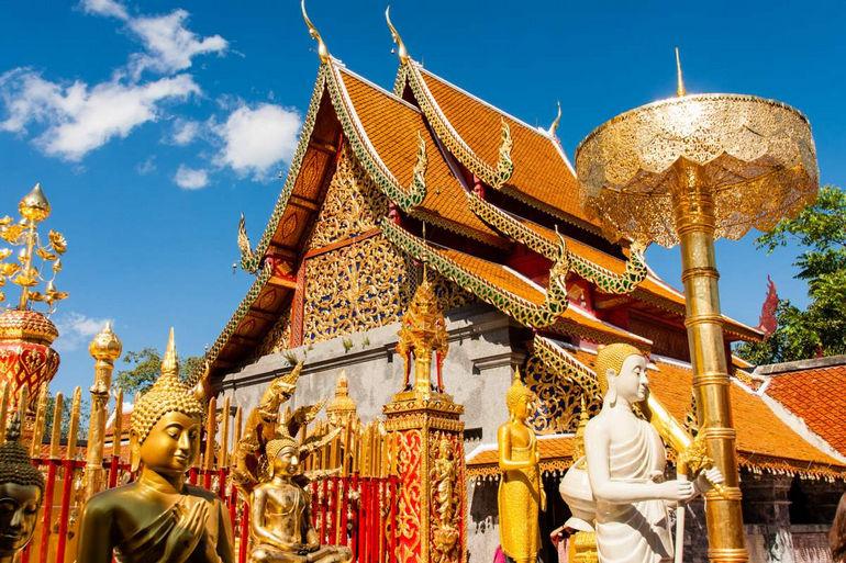 Город Чиангмай   место, где отдыхает душа и тело