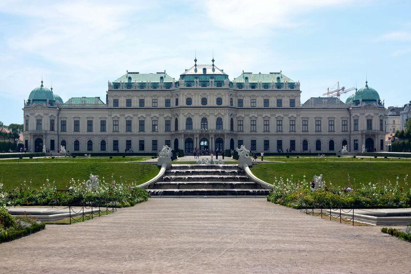 Знакомство с достопримечательностями Вены