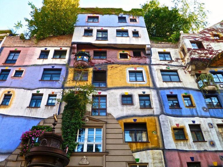 5 популярных памятников архитектуры в Вене