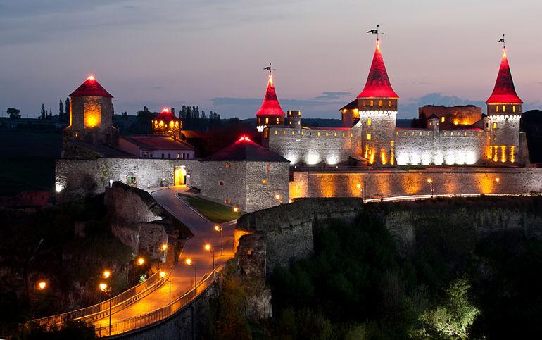 Хотинская и Каменец Подольская крепости – жемчужины украинского Подолья
