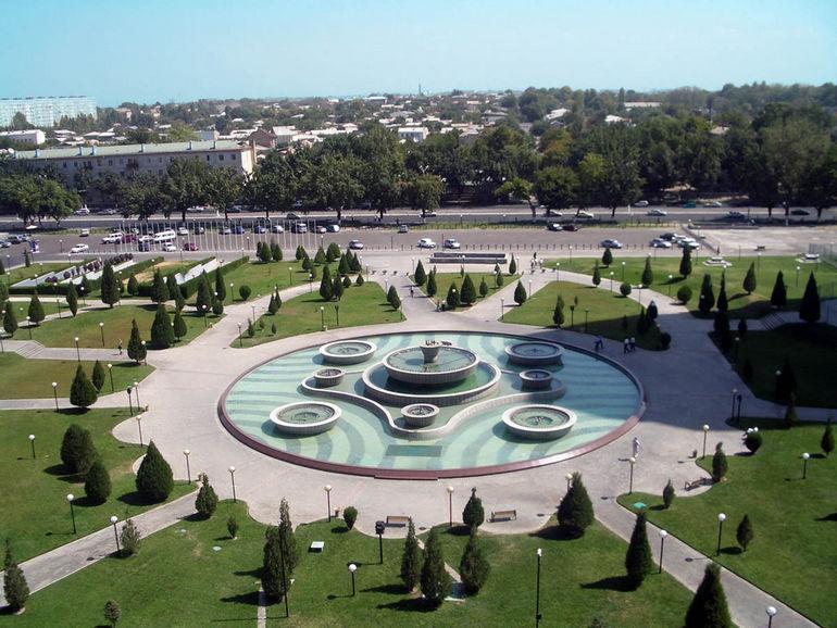 Тихая поэзия Ташкента