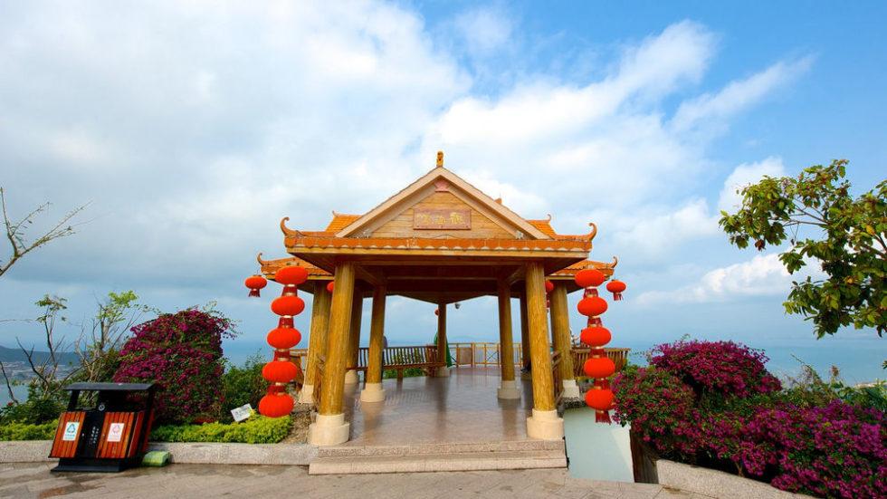 Лухуйтоу: природный парк острова Хайнань (Китай)