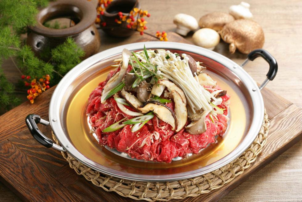Топ 5 традиционных корейских блюд