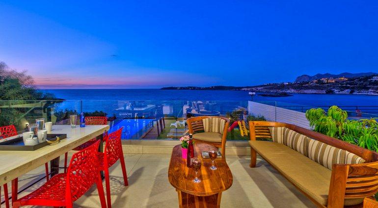 Вилла Небо А15 – роскошные апартаменты на острове Крит