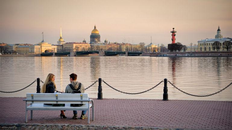 Санкт Петербург   самый романтичный город России