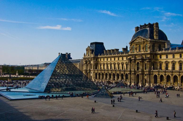 Советы туристам, желающим посетить Лувр